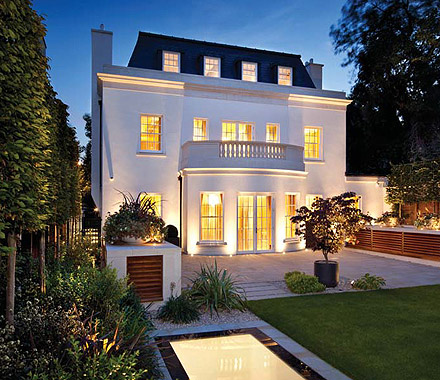 Example of luxury residential refurbishment