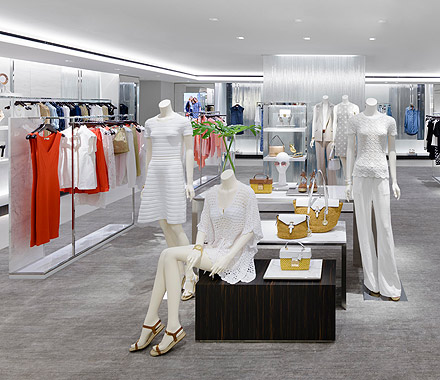 Example of shop fit out
